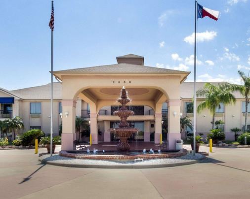 Quality Inn Ingleside - Corpus Christi - Ingleside - Building