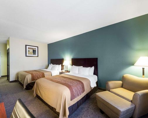Quality Inn Ingleside - Corpus Christi - Ingleside - Bedroom