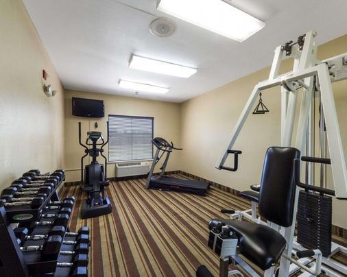 Quality Inn Ingleside - Corpus Christi - Ingleside - Gym