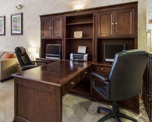 Quality Inn Ingleside - Corpus Christi - Ingleside - Business centre