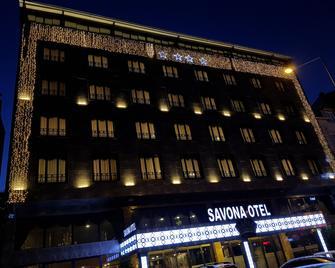 Savona Otel - Sivas - Building