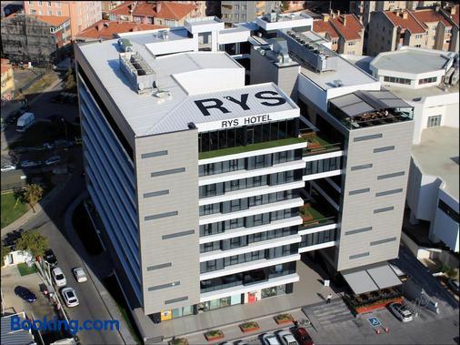 Rys Hotel - Αδριανούπολη - Κτίριο