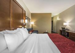 Comfort Suites - Regina - Makuuhuone