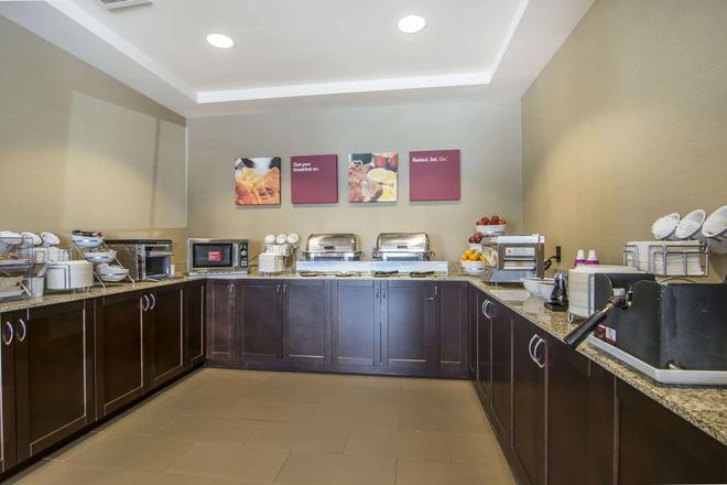 Comfort Suites - Regina - Buffet