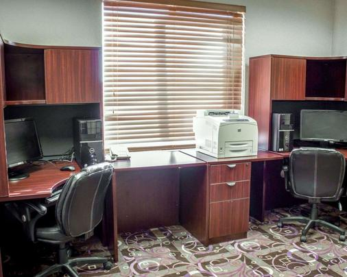 Comfort Suites Sanford - Sanford - Business Center