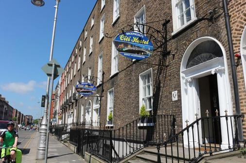 Backpackers Citi Hostel - Dublin - Outdoors view