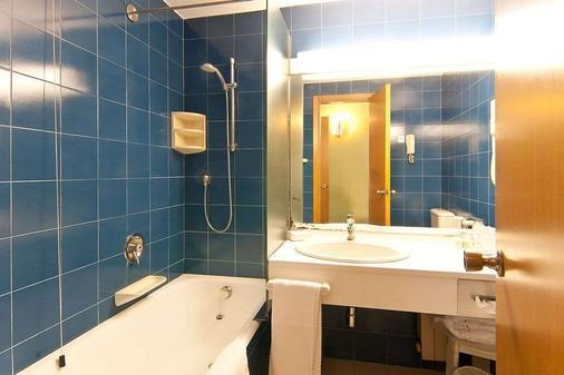 Galileo Hotel - Milan - Bathroom