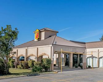 Super 8 by Wyndham Ft Stockton - Fort Stockton - Gebouw