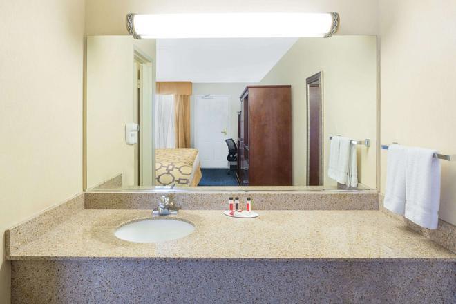 Baymont by Wyndham Flagstaff - Flagstaff - Phòng tắm