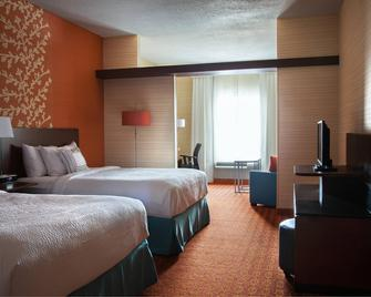 Fairfield Inn & Suites by Marriott Ithaca - Ithaca - Schlafzimmer