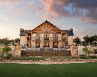 The Jl Bar Ranch, Resort & Spa - Sonora - Gebouw