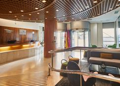 西爾肯路易德里昂酒店 - 里昂 - 萊昂 - 櫃檯