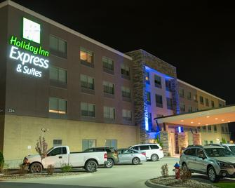 Holiday Inn Express & Suites - Dayton Southwest - Dayton - Gebouw