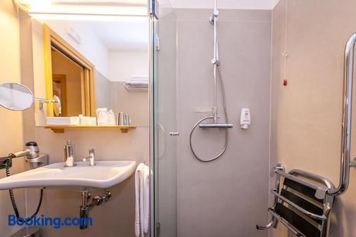 洛思科阿多羅酒店 - 庫爾馬耶 - 庫馬約爾 - 浴室