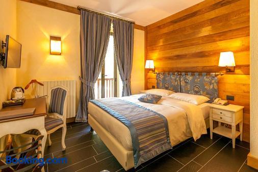 洛思科阿多羅酒店 - 庫爾馬耶 - 庫馬約爾 - 臥室
