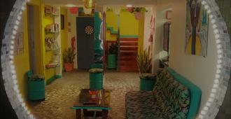 Nativus Art-Hostel - Σαν Χοσέ - Σαλόνι ξενοδοχείου