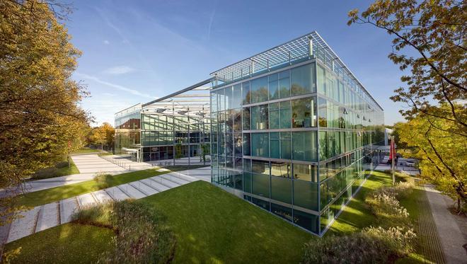 Seminaris Campushotel Lifestyle + Design Berlin - Βερολίνο - Κτίριο