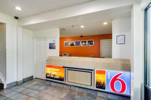 Motel 6 Waukegan Il - Waukegan - Vastaanotto