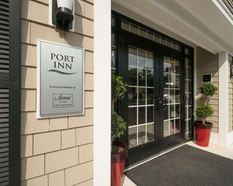 Port Inn and Suites Kennebunk Ascend Hotel Collection - Kennebunk - Gebouw
