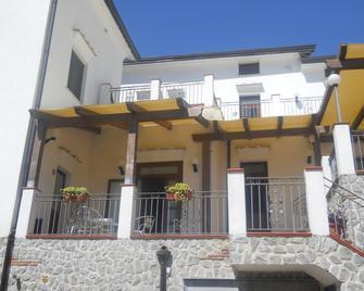 Puesta de Sol - Tramonti - Building