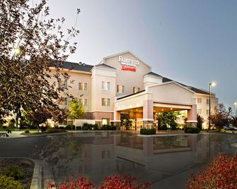 Fairfield Inn & Suites by Marriott Burley - Burley - Building