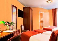Hôtel Terminus Lyon - Paris - Bedroom