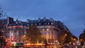 Hôtel Terminus Lyon - Paris - Building