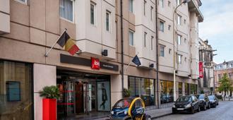 إيبيس بروسيلز سيتي سنتر - بروكسل - مبنى