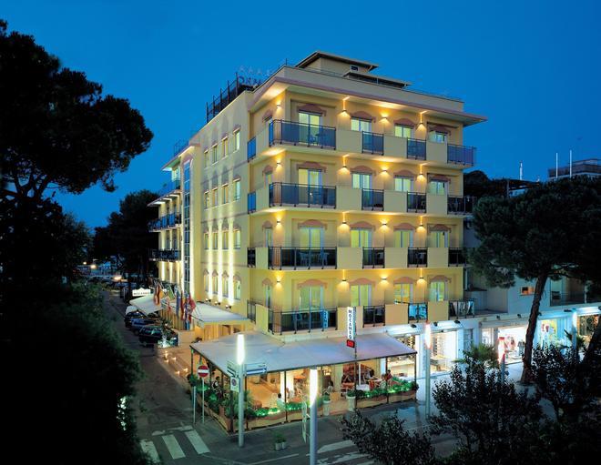 Hotel Mocambo - Riccione - Building