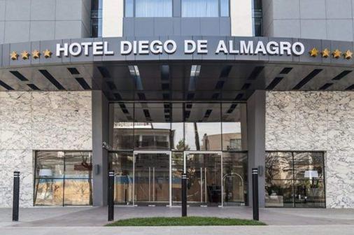 Hotel Diego de Almagro Providencia - Santiago - Building