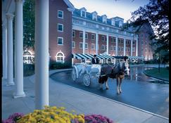 Gideon Putnam Resort And Spa - Saratoga Springs - Building