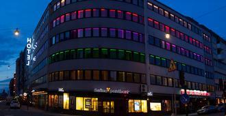 Best Western Hotel Fridhemsplan - Stockholm - Building