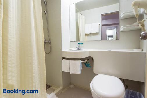 Jinjiang Inn Meizhou Binfang Avenue - Meizhou - Bathroom