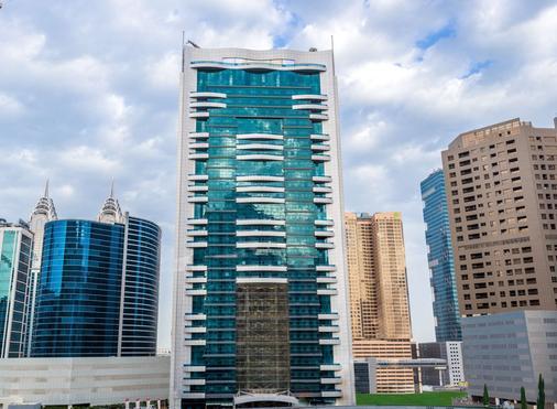 First Central Hotel Suites - Dubai - Rakennus