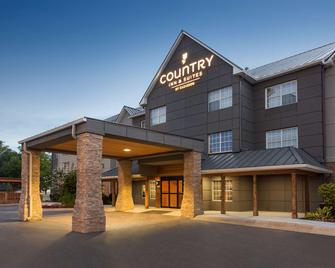 Country Inn & Suites by Radisson Jackson - Airport - Pearl - Edificio