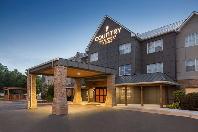 Country Inn & Suites by Radisson Jackson - Airport - Pearl - Κτίριο