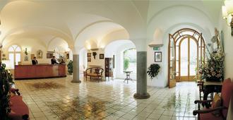 Santa Caterina - Amalfi - Recepción