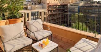 H10 Casa Mimosa - Βαρκελώνη - Μπαλκόνι