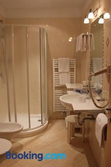 Garni Panoramik - Ortisei - Bathroom
