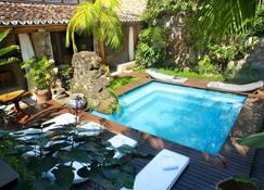 Casa Turquesa - Maison D´hôtes - Paraty - Piscina