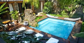 Casa Turquesa - Maison D´hôtes - Paraty - Pool
