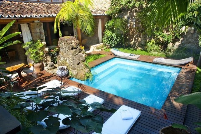 Casa Turquesa - Maison D´hôtes - Paraty - Πισίνα
