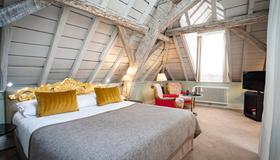 Hotel Le Place d Armes - Luxembourg - Bedroom