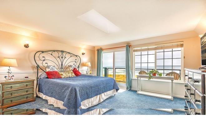 甜蜜卡洛琳旅館 - 海岸 - 臥室