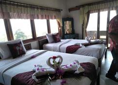 Amerta Sari Hotel & Restaurant - Kintamani - Sypialnia