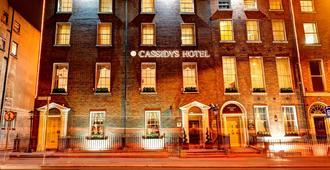 Cassidys Hotel - Δουβλίνο - Κτίριο