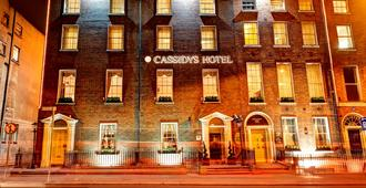 Cassidys Hotel - Dublin - Byggnad