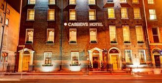 Cassidys Hotel - Dublín - Edificio