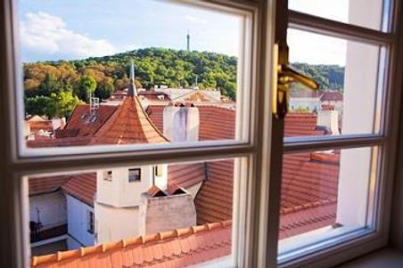 奧里斯克拉維斯酒店 - 布拉格 - 布拉格 - 陽台