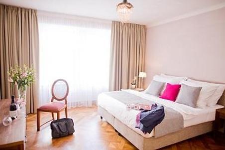 奧里斯克拉維斯酒店 - 布拉格 - 布拉格 - 臥室
